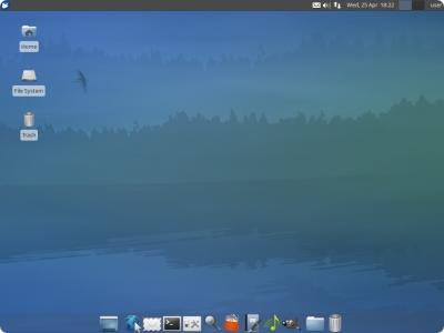 Xubuntu lts precise pangolin est disponible u la vache libre