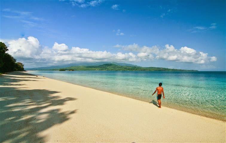 Pulau Pombo di Ambon