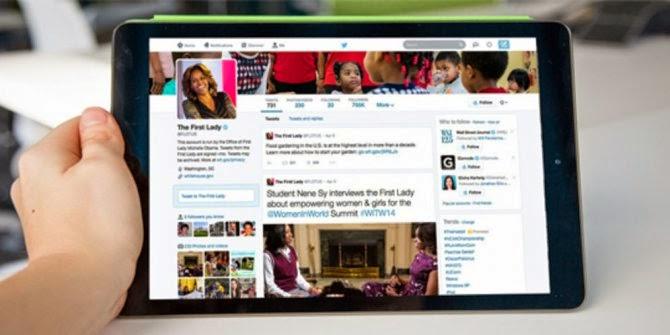 Tampilan Twitter Akan Mirip Seperti Facebook
