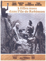 Robinson and His Tempestuous Slaves (1972) [Fr]