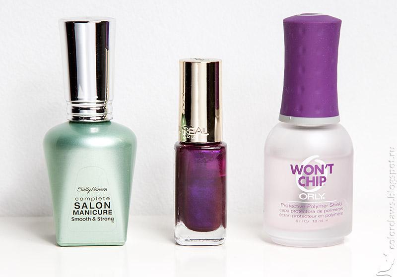L'Oreal Color Riche #502 Purple Disturbia