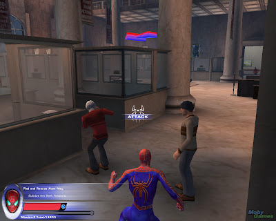 Spider Man 1 screenshot 2