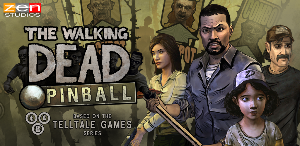 The Walking Dead Pinball v1.0 APK