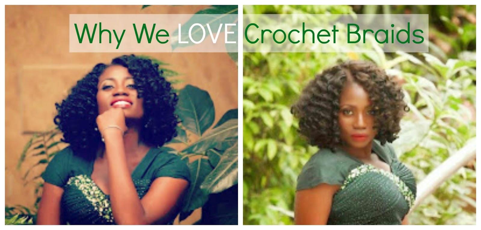 Why We LOVE Crochet Braids