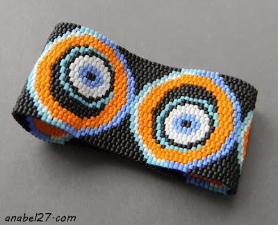 украшения из бисера фото        подарок купить браслет