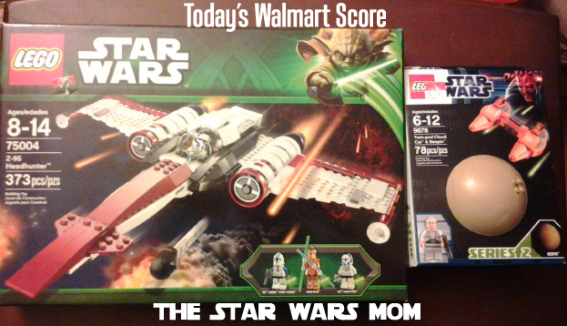 Lego Star Wars 75004 and 9678 on Sale