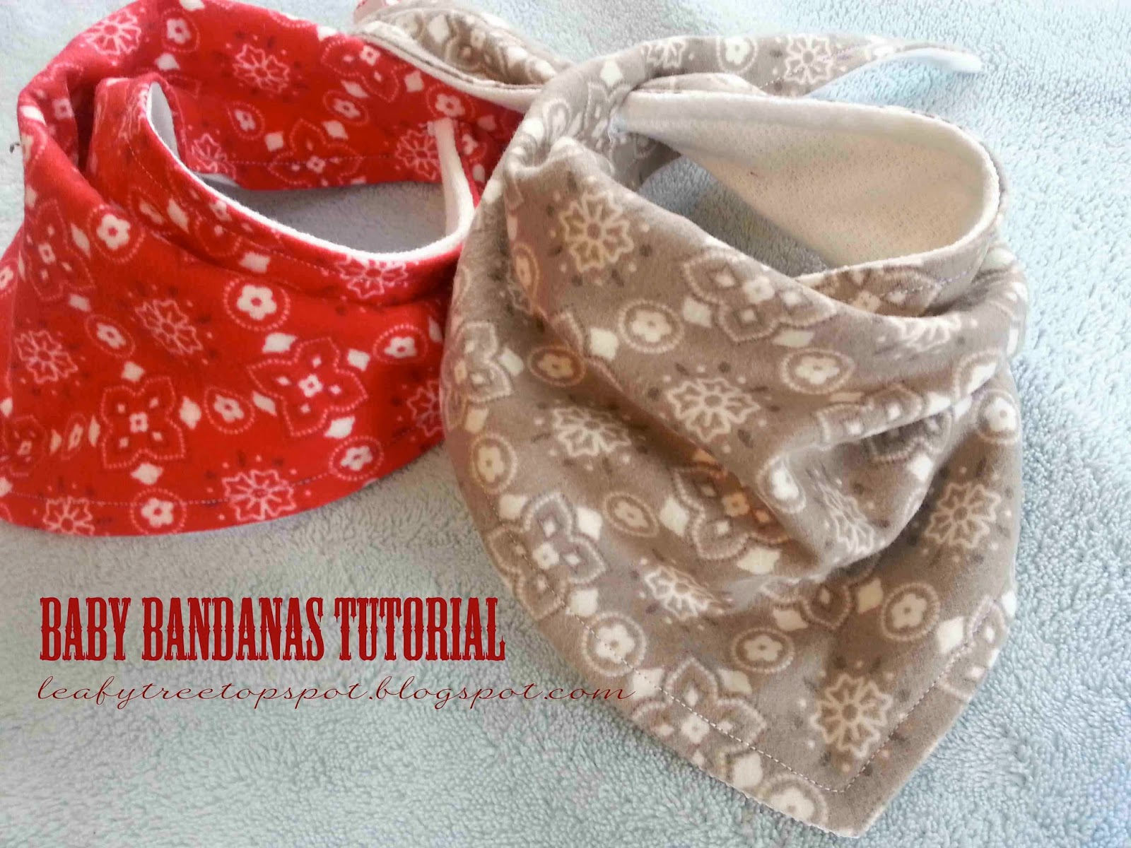 made by me shared with you free pattern and tutorial baby dribble bib bandana. Black Bedroom Furniture Sets. Home Design Ideas