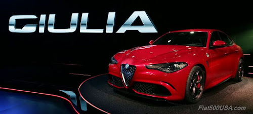 Alfa Romeo Giulia Quadrifoglio Introduction
