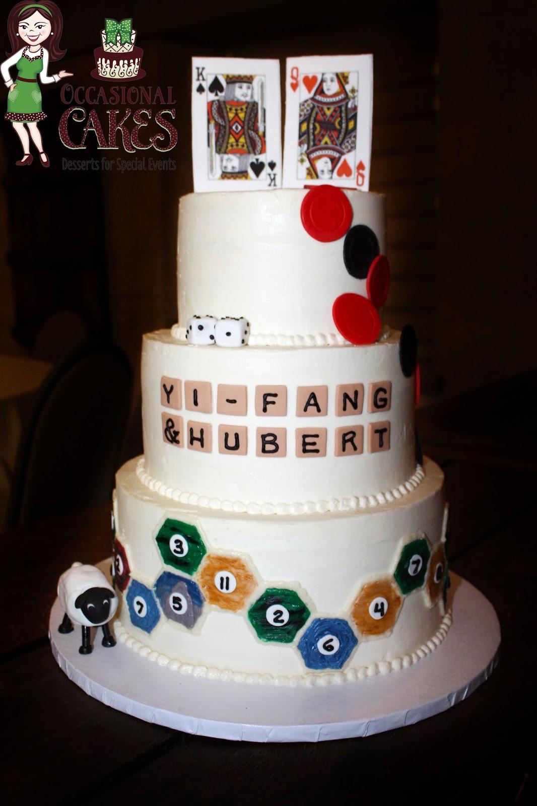 Occasional Cakes Unusual Wedding Cakes