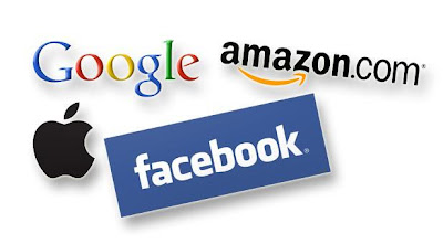 How Much Does Amazon, Google and Facebook Make?