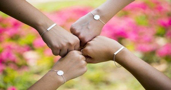 pulseras joya de la amistad singularu