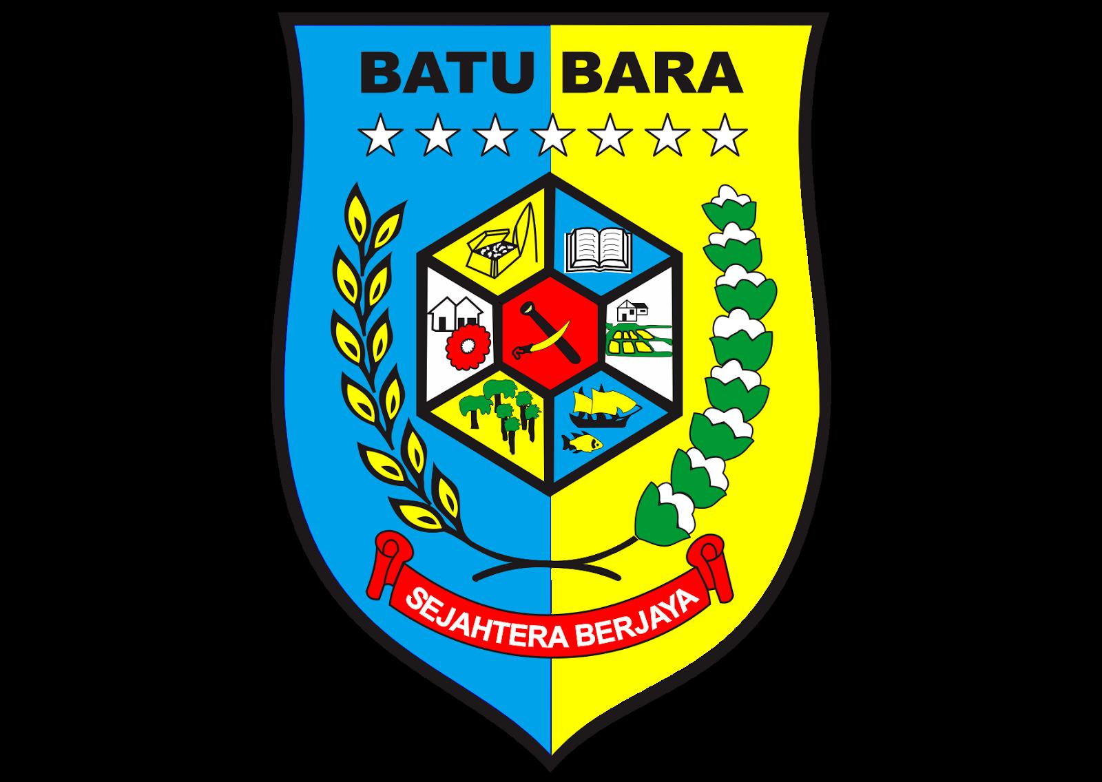 Kabupaten Batu Bara Logo Vector Format Cdr Ai Eps Svg Pdf Png
