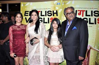 Premiere of 'English Vinglish'