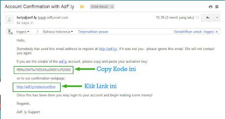 Cara mendaftar adf.ly