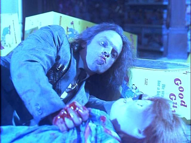 Brad Dourif in Child&#39-s Play (As Charles Lee Ray &amp- Chucky Voice ...