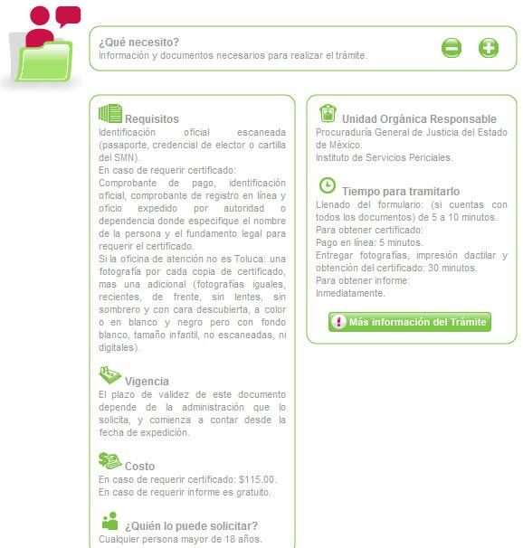 de antecedentes no penales df mexico click for details carta de no