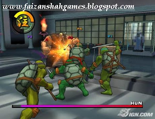 Teenage mutant ninja turtle 2 battle nexus gameplay