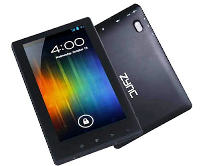 Zync Z999 Plus tablet