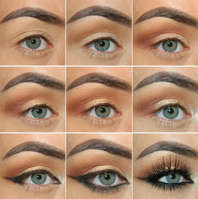 Makeup tips for eyebrows
