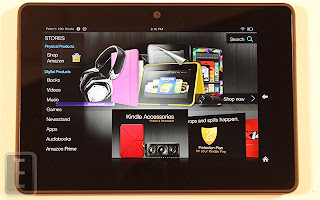 Kindle Fire HDX wrapup