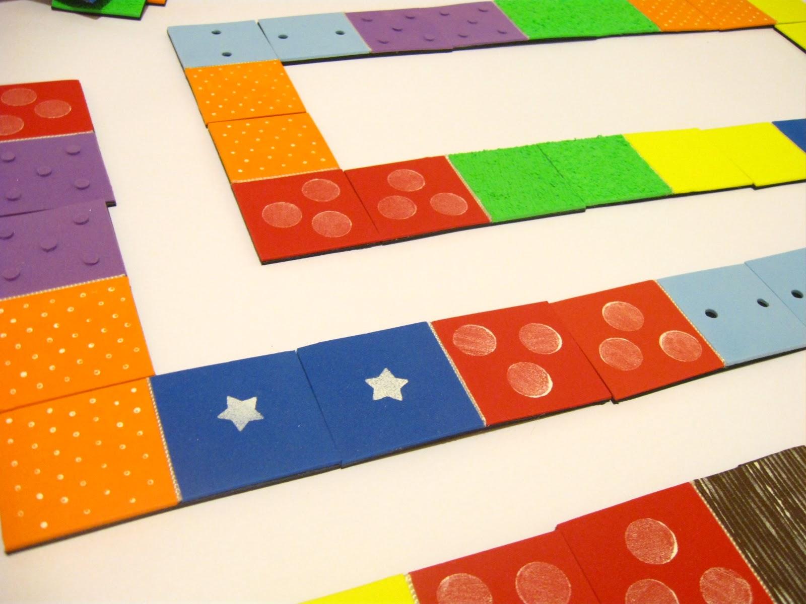 Accesorios infantiles con dise o juegos did cticos - Como hacer colores ...