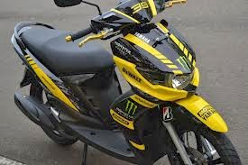 modifikasi motor yamaha mio soul gt terbaru 2014