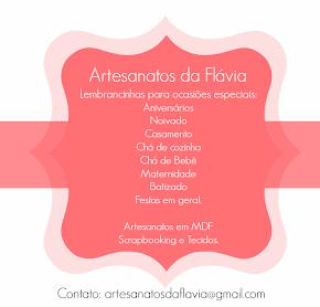 Artesanatos da Flávia