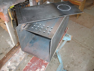 Merveilleux Wood Stove Plans Welding
