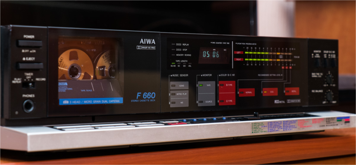 Image result for aiwa ad-f660