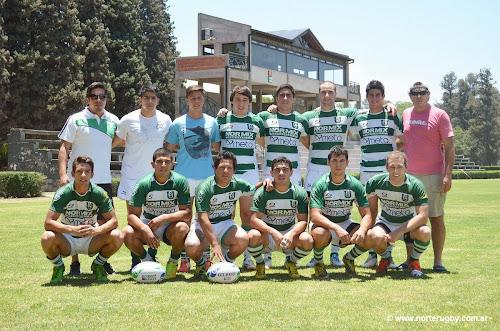 Universitario Campeón del Seven de la Unión de Rugby de Salta