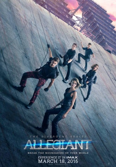 Film Terbaru  The Divergent Series Allegiant (2016)