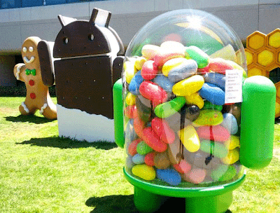 15 Samsung Devices will get Android 4.1 Jelly Bean update