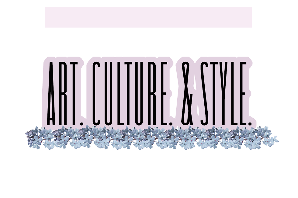 Art. Culture. & Style.