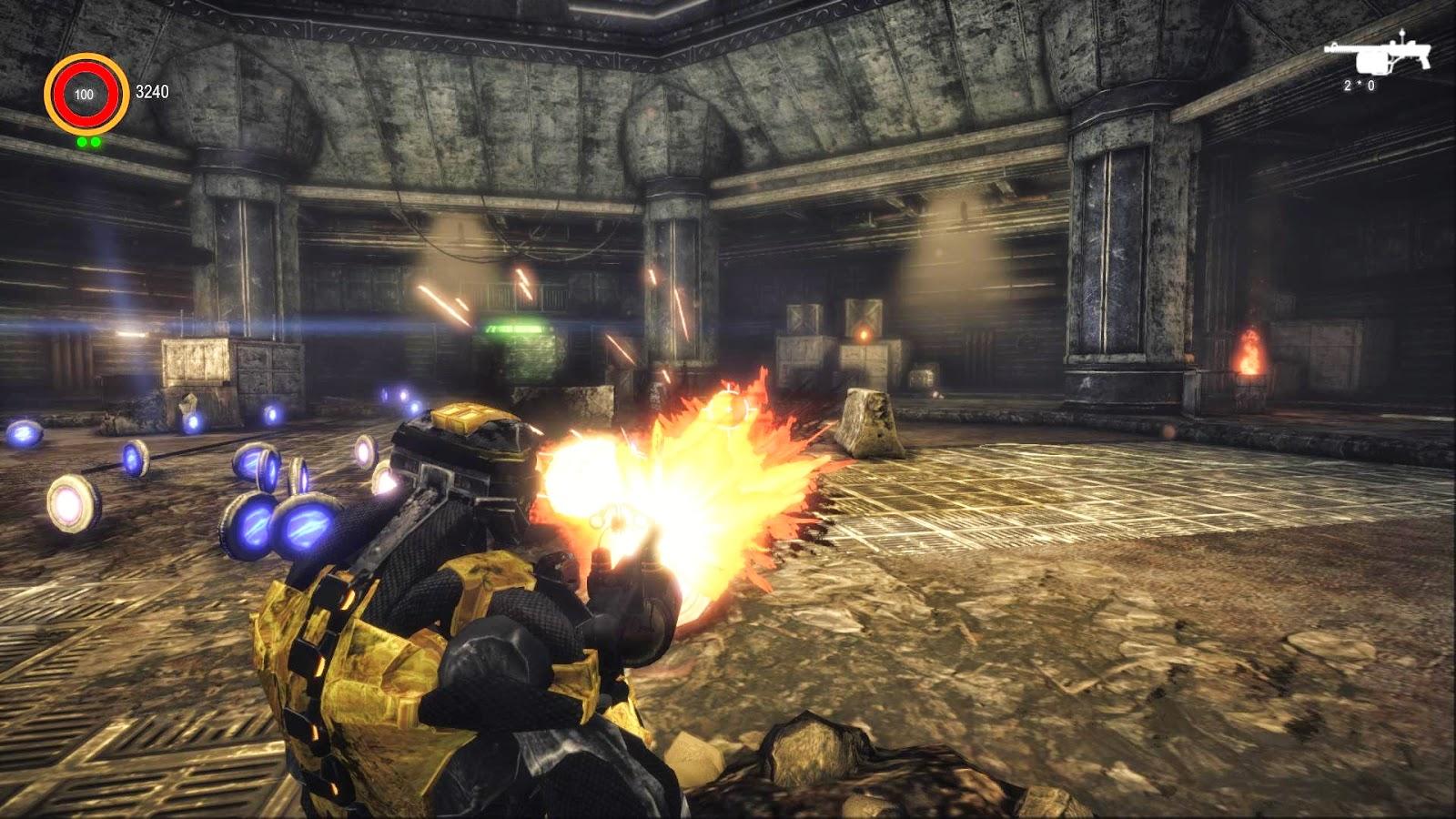 Iron Soul Full Version PC Game Free
