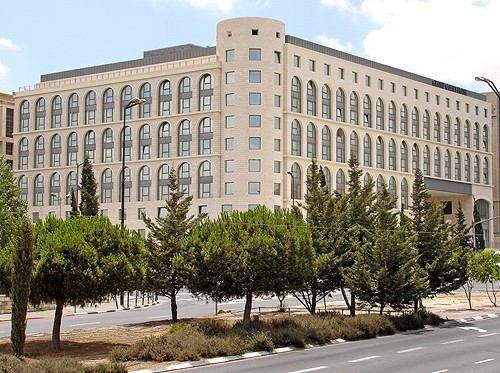 Hotel en Israel: Grand Court