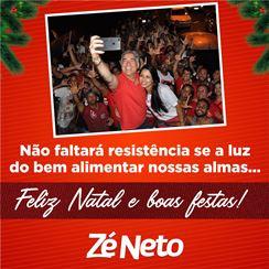FELIZ NATAL DO DEPUTADO JOSÉ NETO