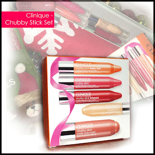 Clinique Chubby Stick: Holiday Gift Set