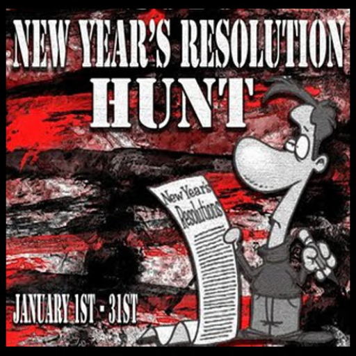 New Year Resolution Hunt