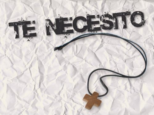 hoy te necesito yo te necesito: