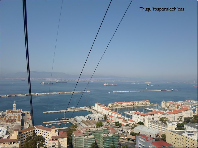 teleferico Gibraltar