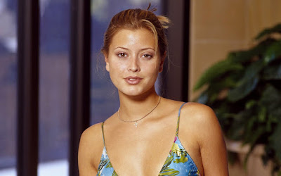 Australian Actress and Singer Holly Valance Wallpaper