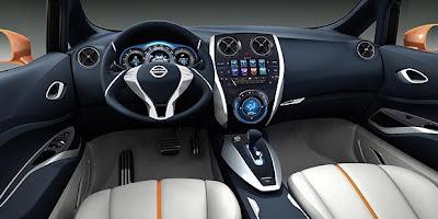 Mobil Nissan Invitation