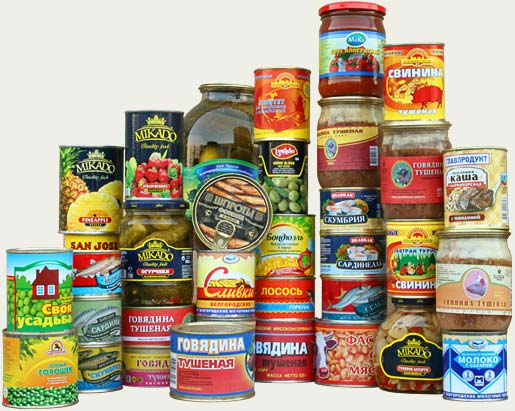 spoilage of canned foods pdf
