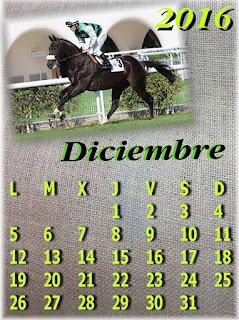 Calendario DIC 2016.