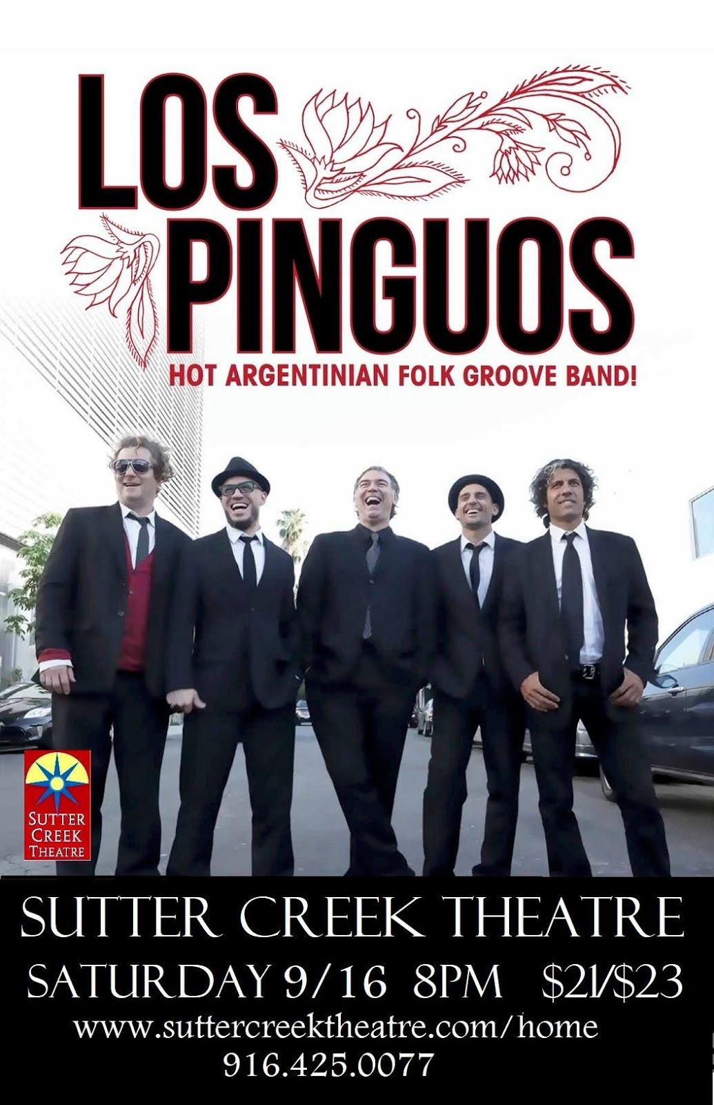 Los Pinguous - Sept 16