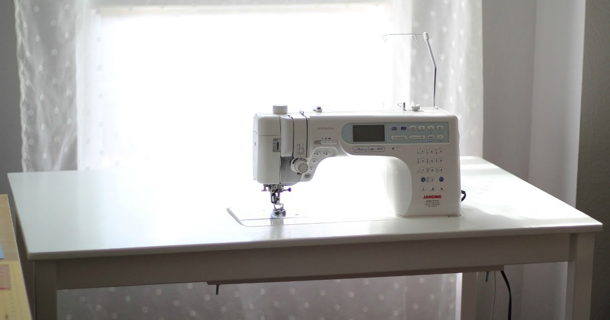 DIY IKEA INGO Sewing Table ~ Get Home Decorating