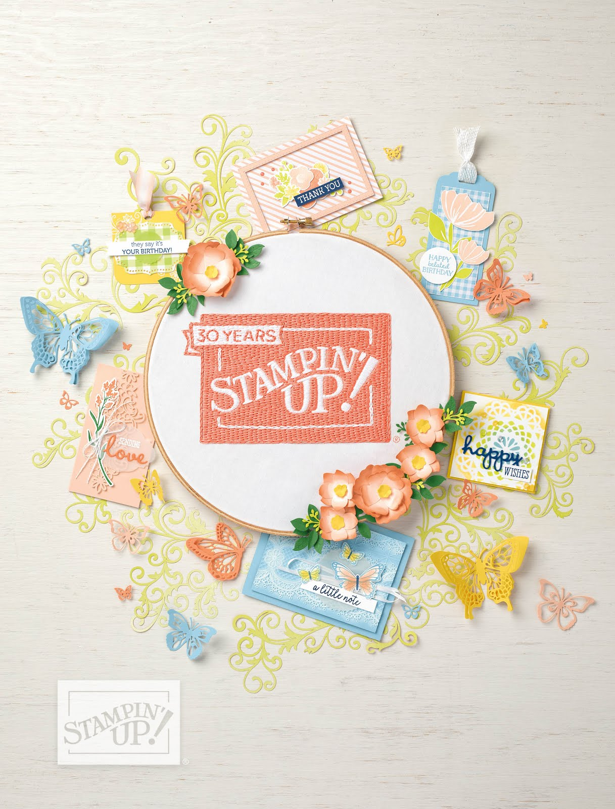 Stampin' Up! Spring/Summer 2019 Catalogue