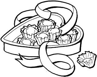 Desenhos Para Colori caixinha para presente    desenhar