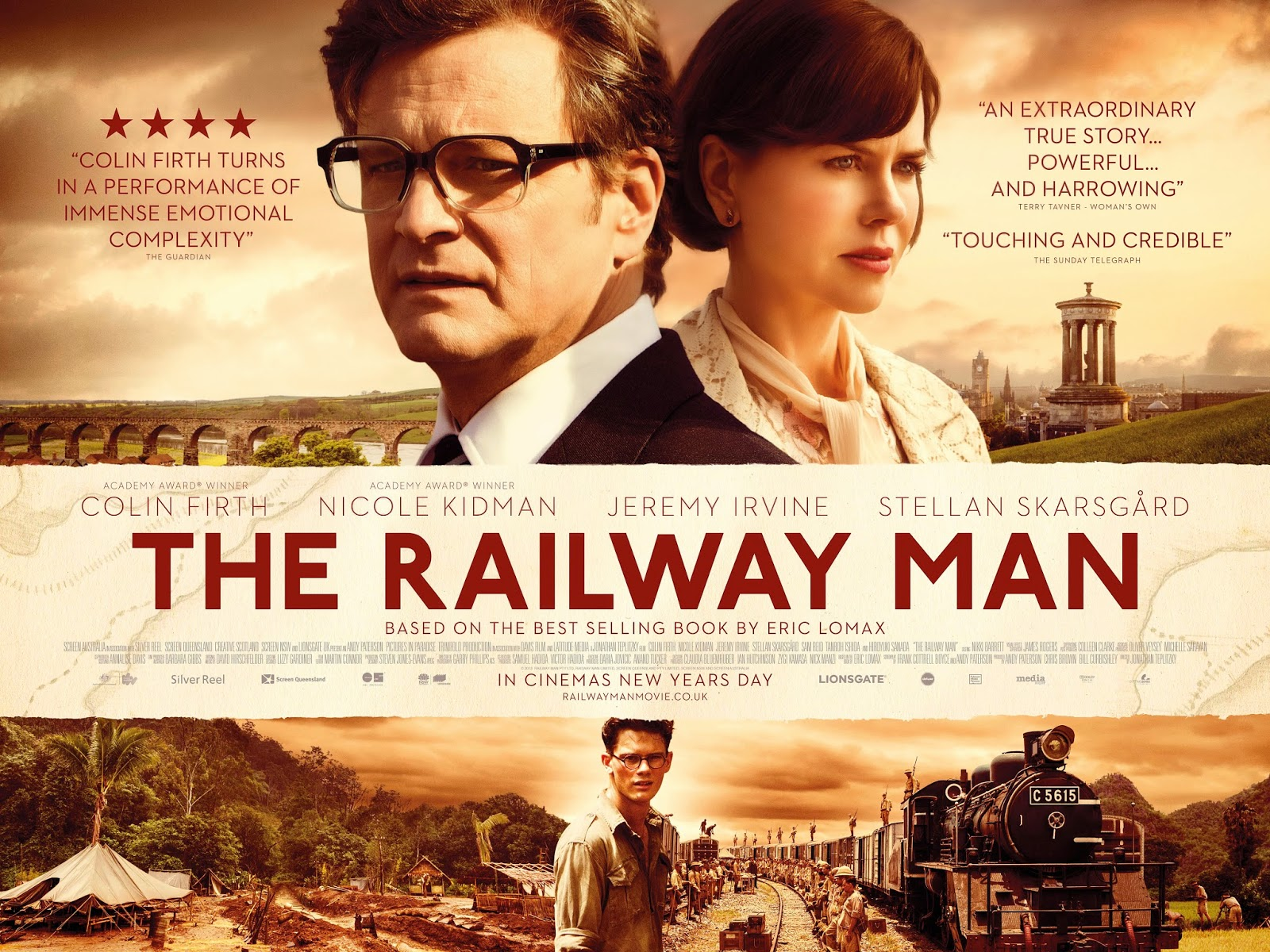 The Railway Man movie review 2014