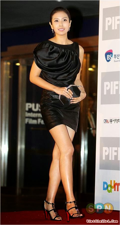 Kim Hye Na (김혜나) - 15th Pusan International Film Festival (PIFF 2010) from 07 October to 15 October 2010